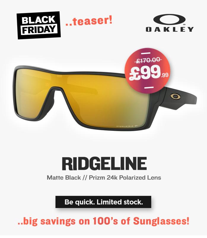 Black Friday - Oakley Sunglasses