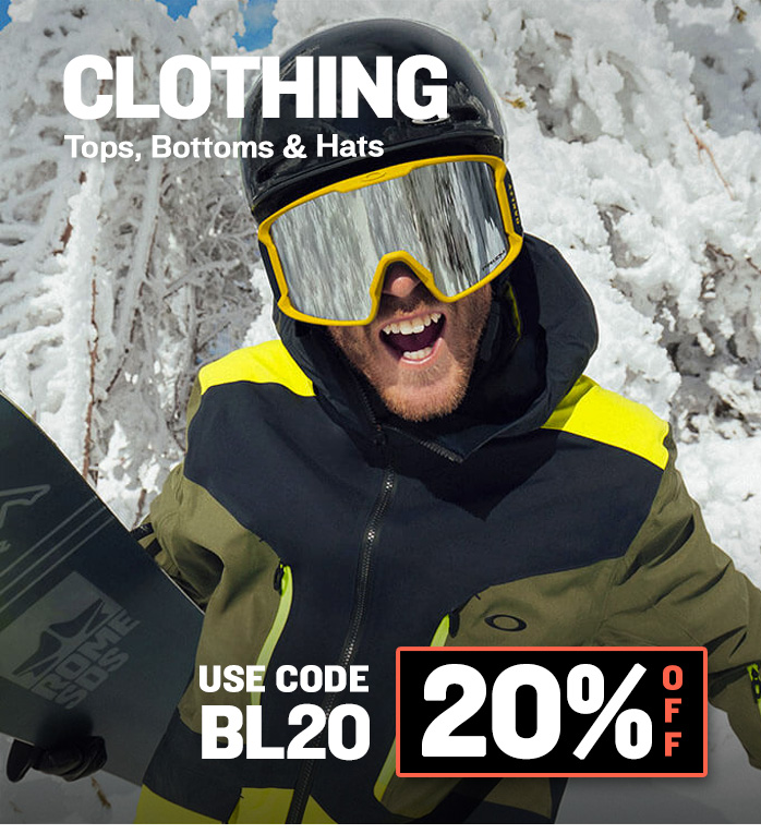 Black Friday - Clothing