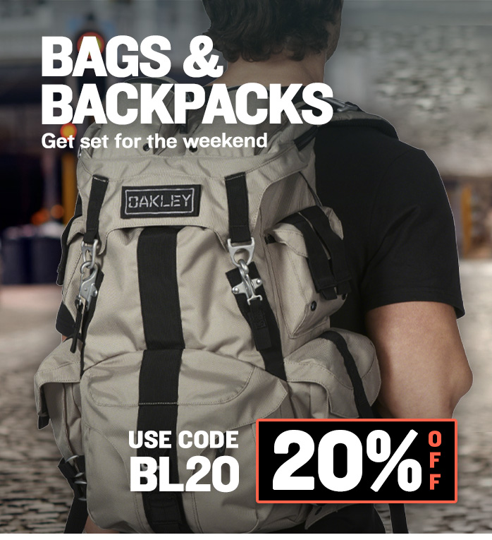 Black Friday - Backpacks