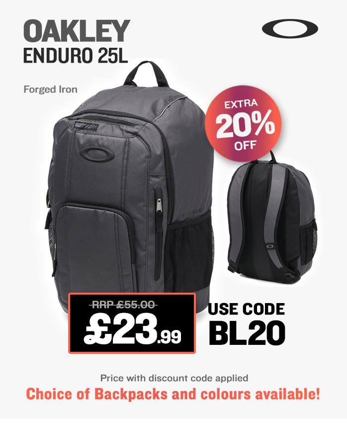 Black Friday - Backpacks