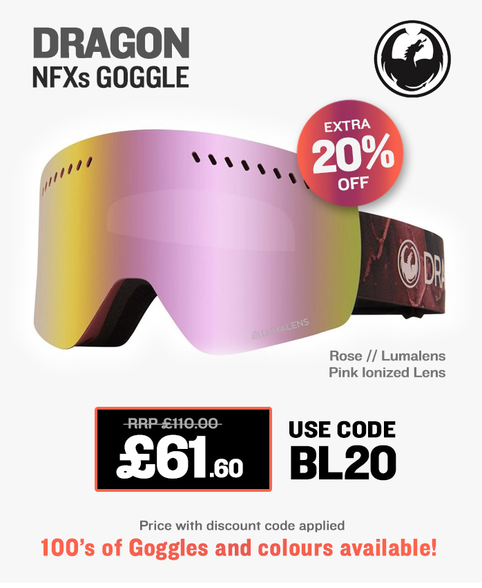 Black Friday - Dragon Goggles