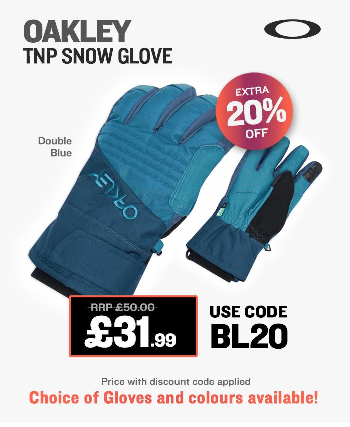 Black Friday - Oakley Gloves