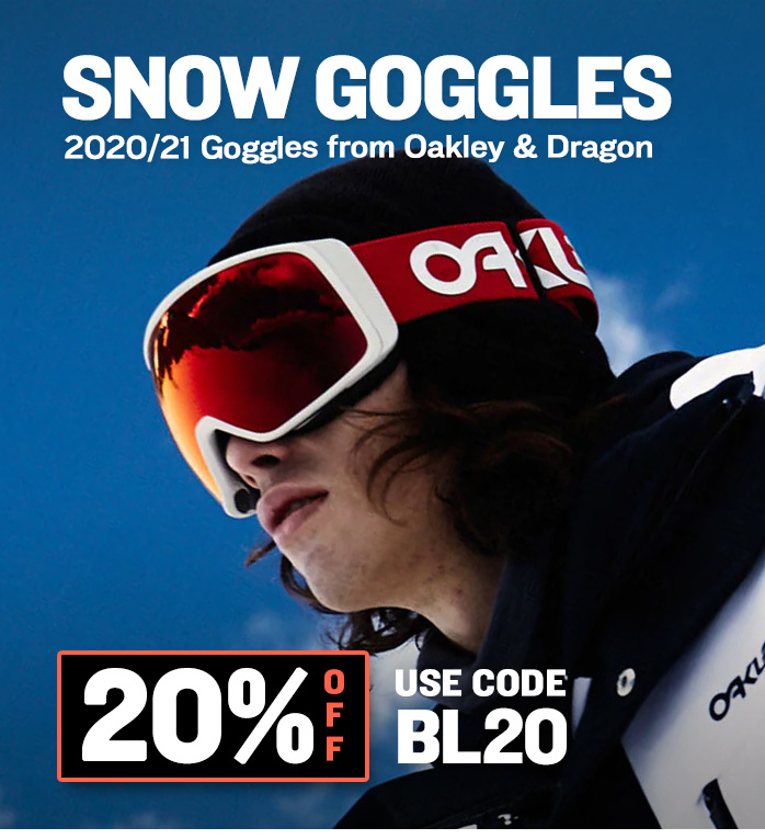 Black Friday - Snow Goggles