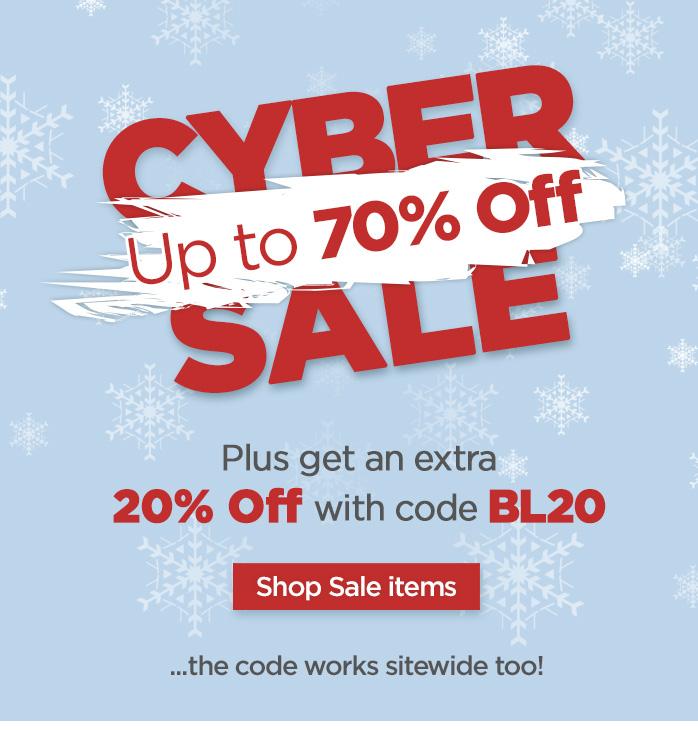 Cyber Sale Deals