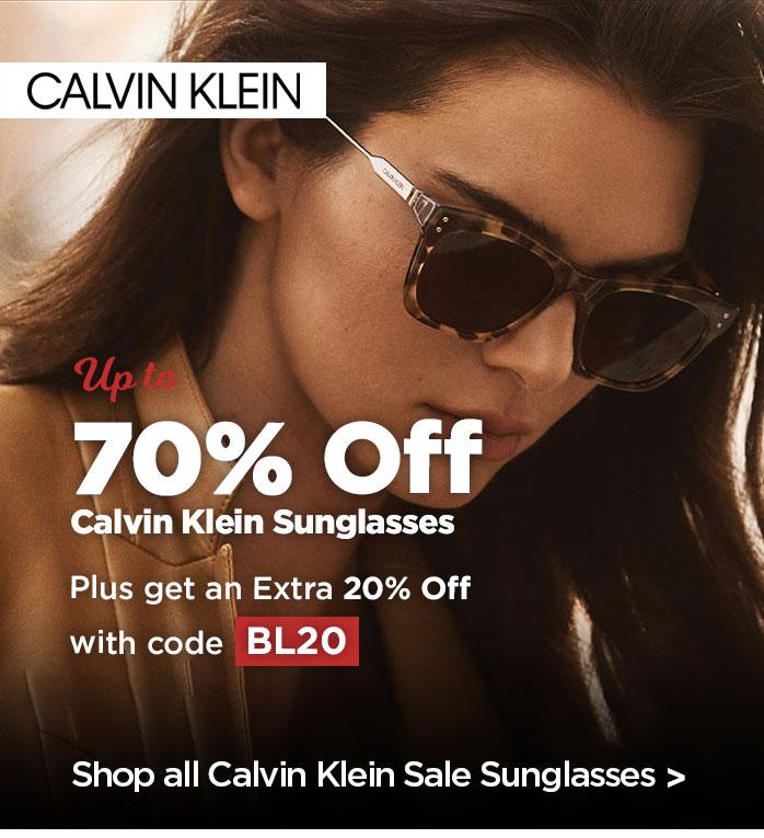 Cyber Sale - Calvin Klein Sunglasses