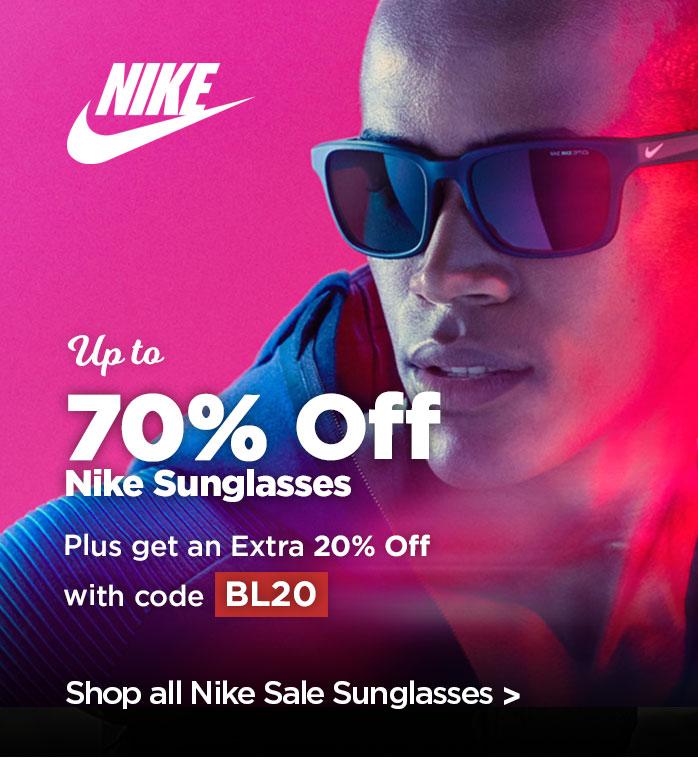 Cyber Sale - Nike Sunglasses