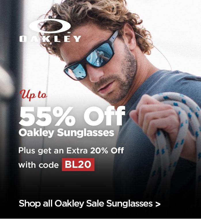 Cyber Sale - Oakley Sunglasses
