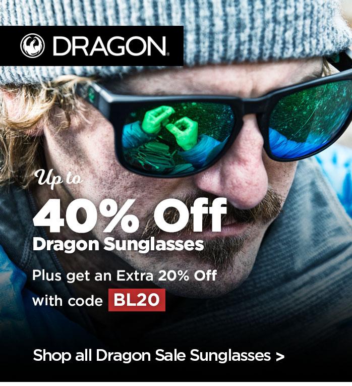 Cyber Sale - Dragon Sunglasses