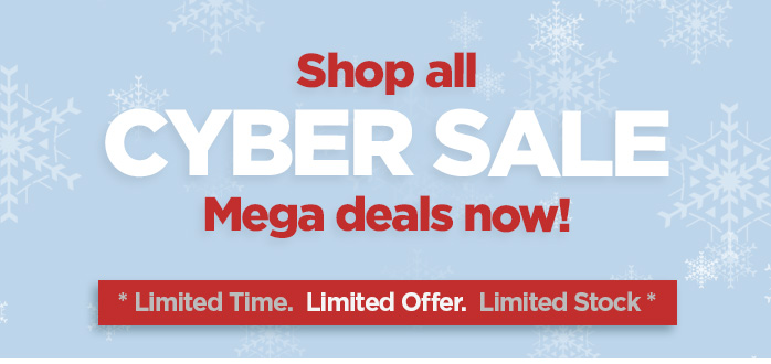 Shop all Cyber Sale Deals