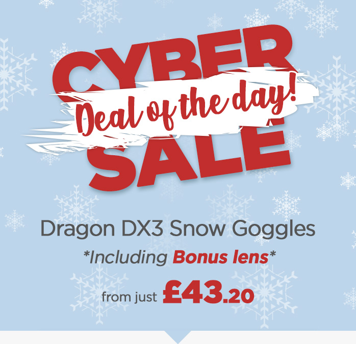 Cyber Sale Deal of the Day