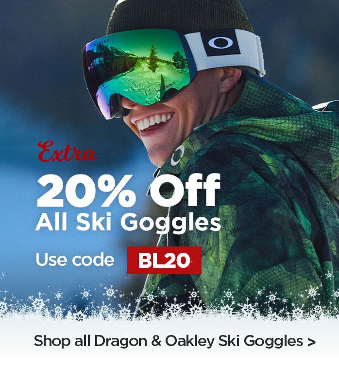 Christmas Sale - Snow Goggles