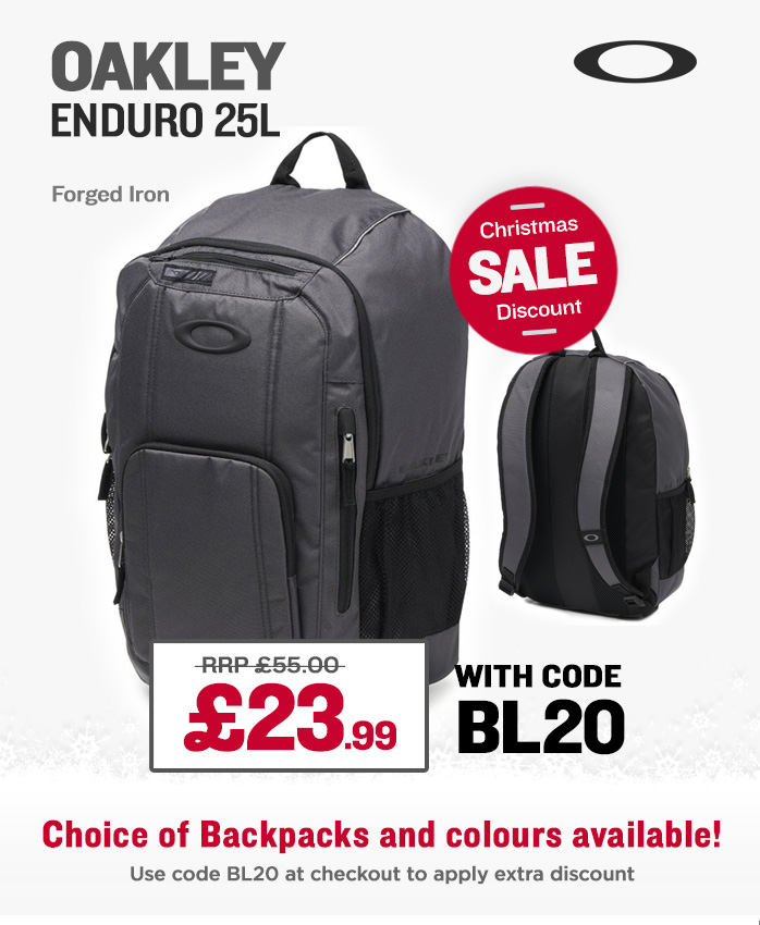 Christmas Sale - Enduro Backpack