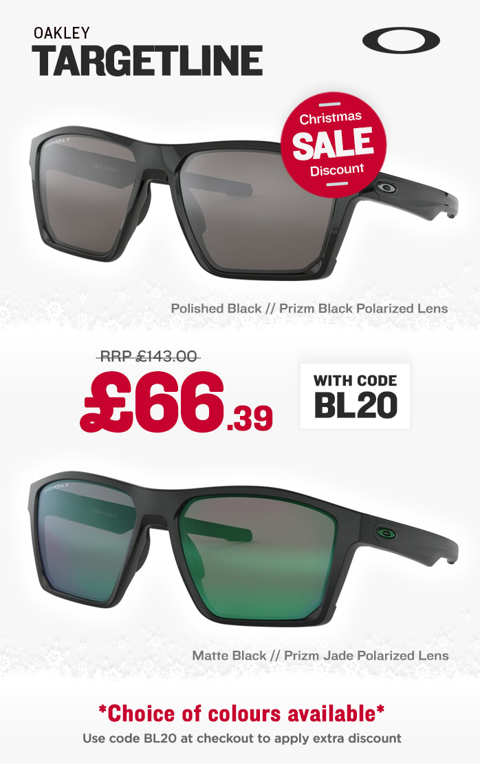 Christmas Sale - Oakley Targetline