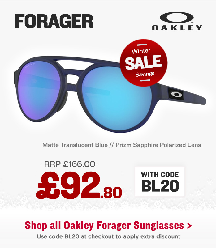 Winter Sale - Oakley Forager