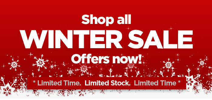 Shop all Winter Sale Deals