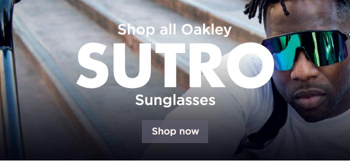 Shop all Oakley Sutro Sunglasses