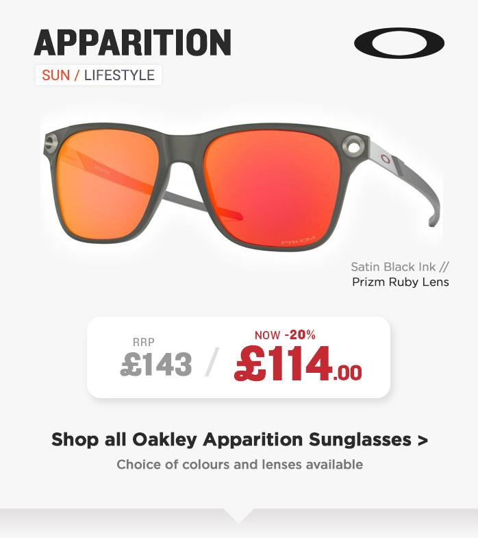 Oakley Apparition