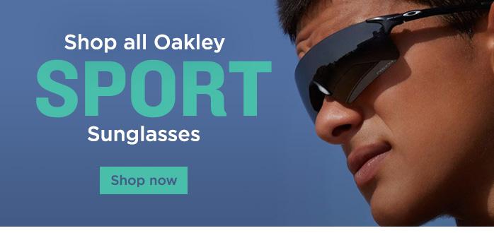 Shop all Oakley Sport Sunglasses