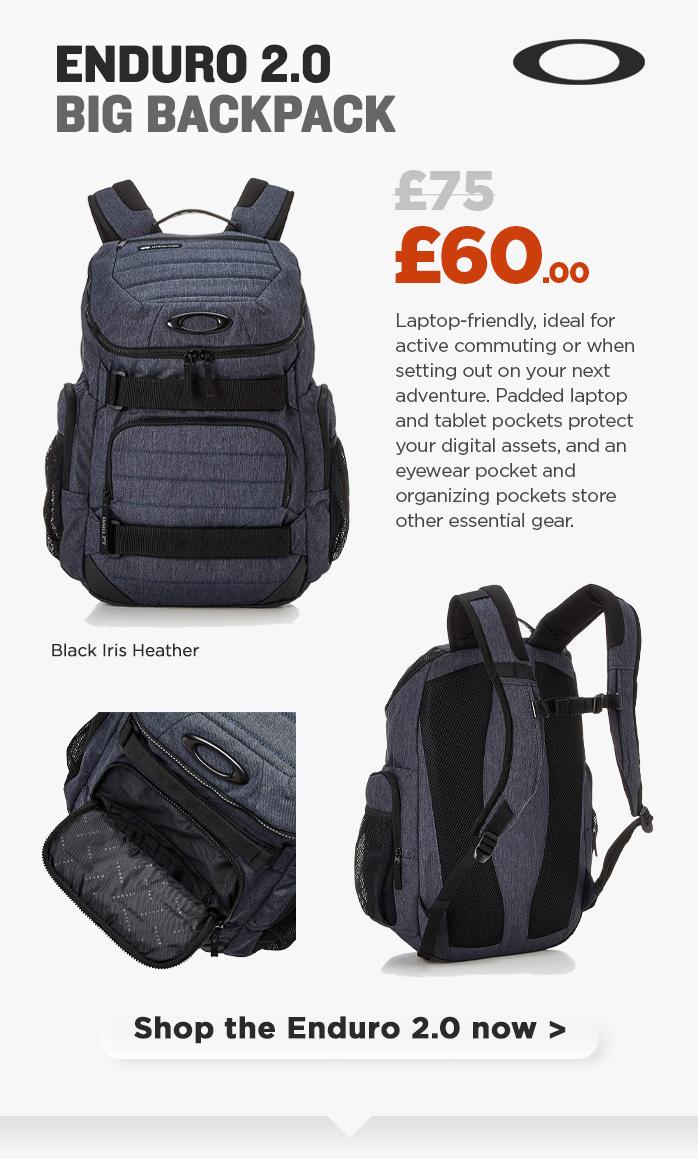Oakley Enduro Big Backpack