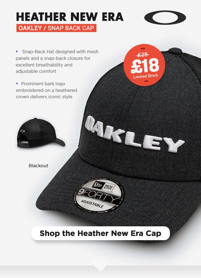 Oakley Heather New Era Cap