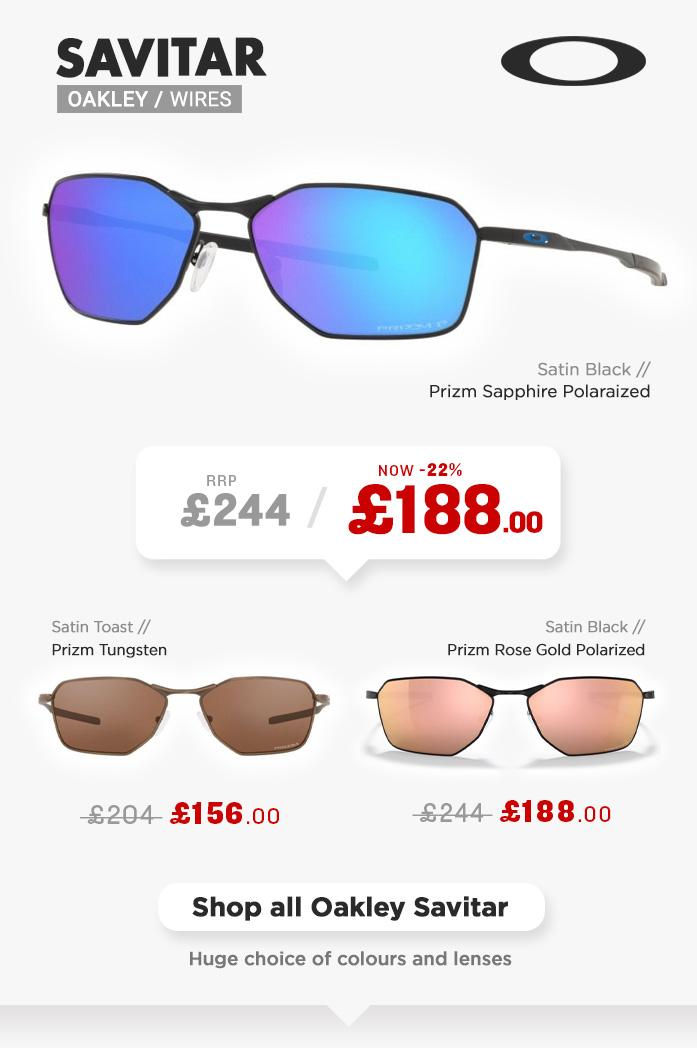 Oakley Savitar Sunglasses