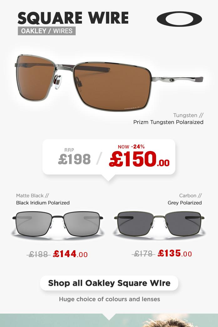 Oakley Square Sunglasses