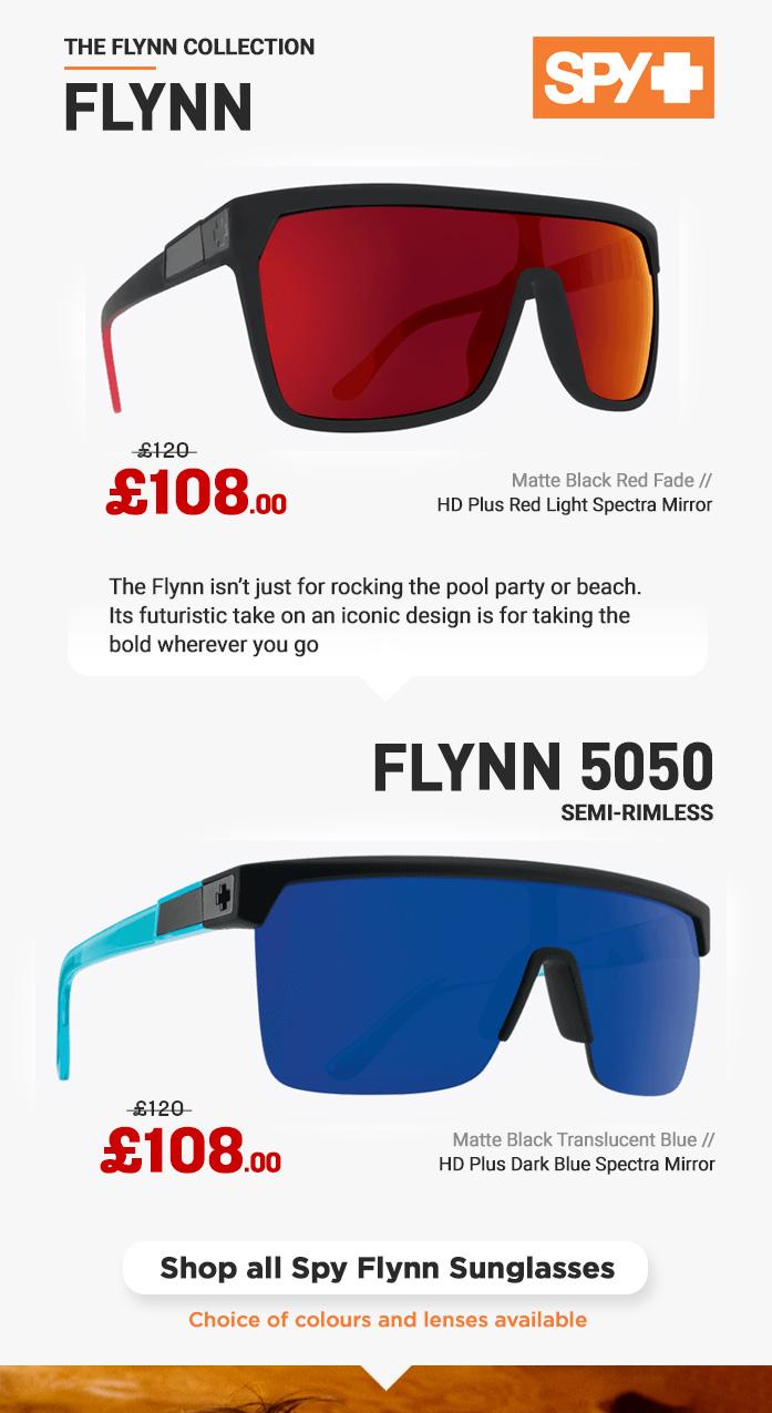 Spy Flynn Sunglasses