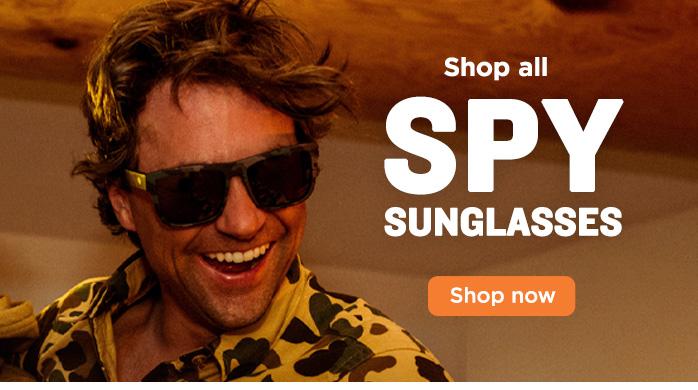 Shop all Spy Sunglasses
