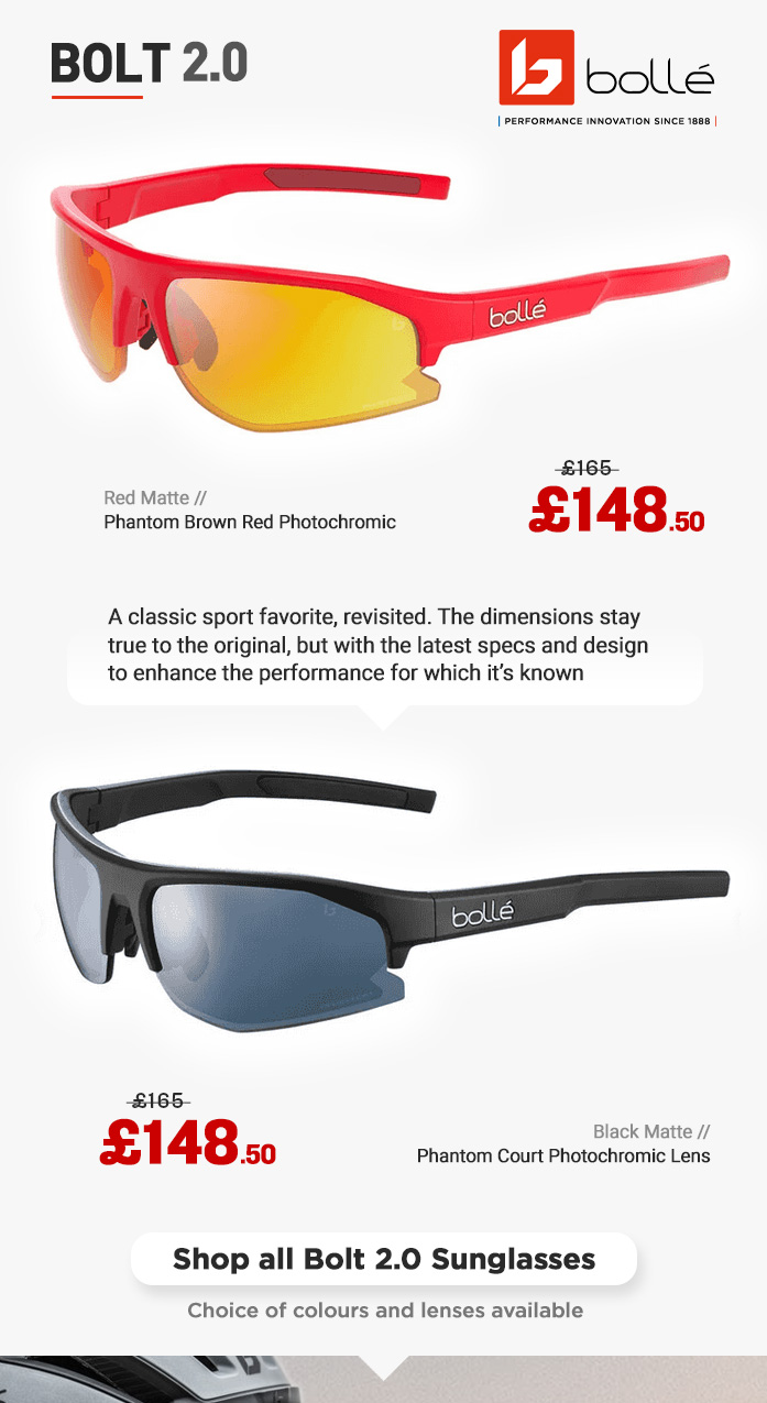 Bolle Bolt 2.0 Sunglasses