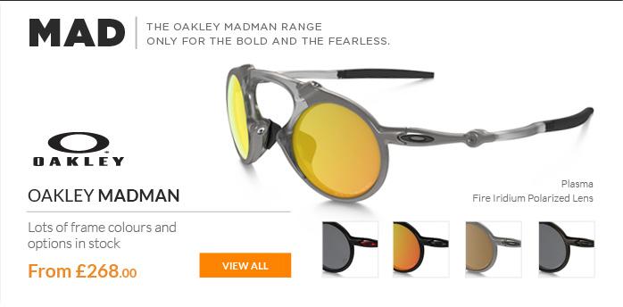 Oakley Madman