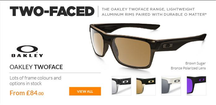 Oakley Twofaced