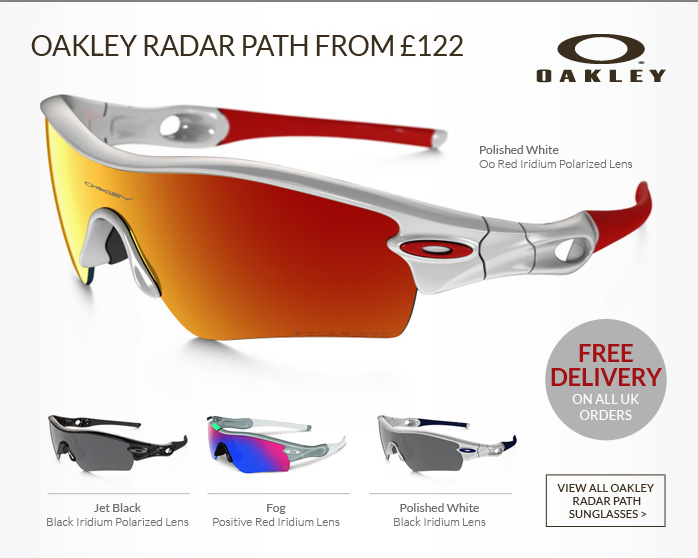 Oakley Radar Path