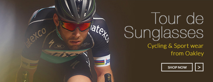 Tour de Sunglasses - Cycling and sport ware from Oakley