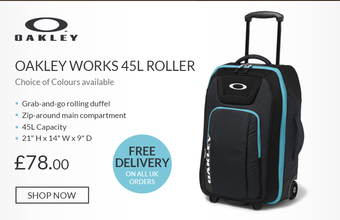 Oakley Works 45L Roller
