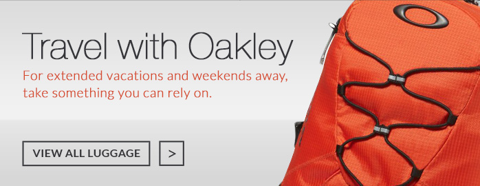 Travel with Oakley