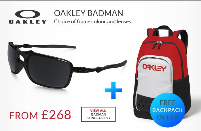 Oakley Badman
