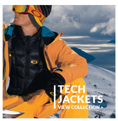 Tech Jackets
