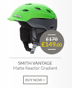SMITH VANTAGE - Matte Reactor Gradient