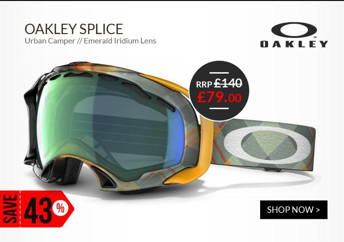 Oakley Splice
