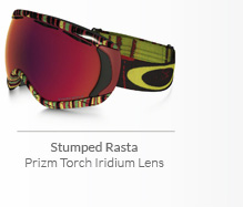 Stumped Rasta - Prizm Torch Iridium Lens