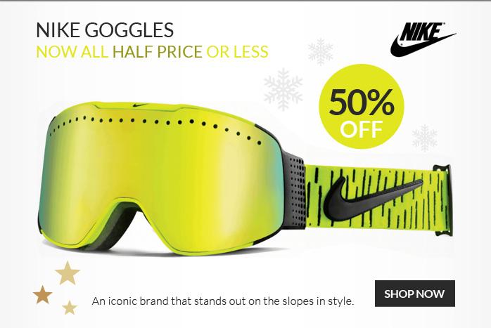 Nike Goggles
