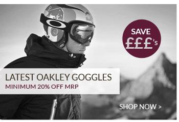 Latest Oakley Goggles