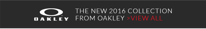 The new 2016 collection from Oakley - View all