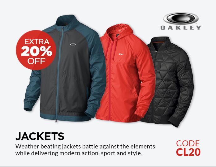 Oakley Jackets