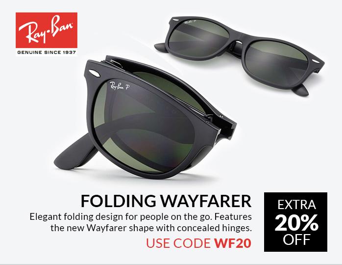 Folding Wayfarer