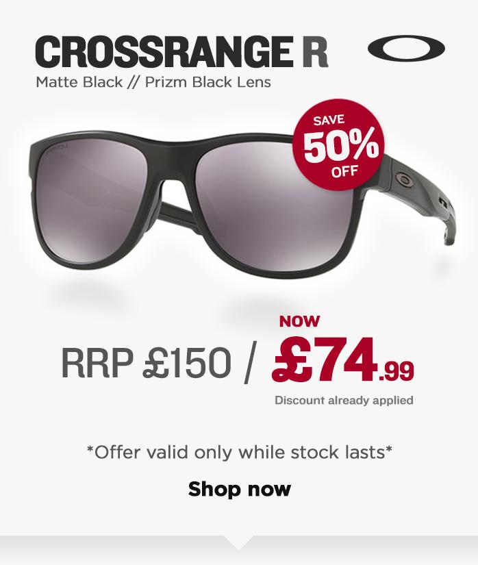 Oakley Sunglasses Sale - Crossrange R