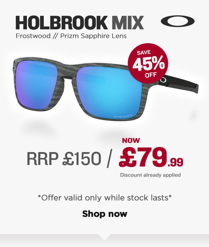 Oakley Sunglasses Sale - Holbrook Mix