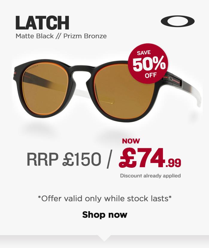Oakley Sunglasses Sale - Latch