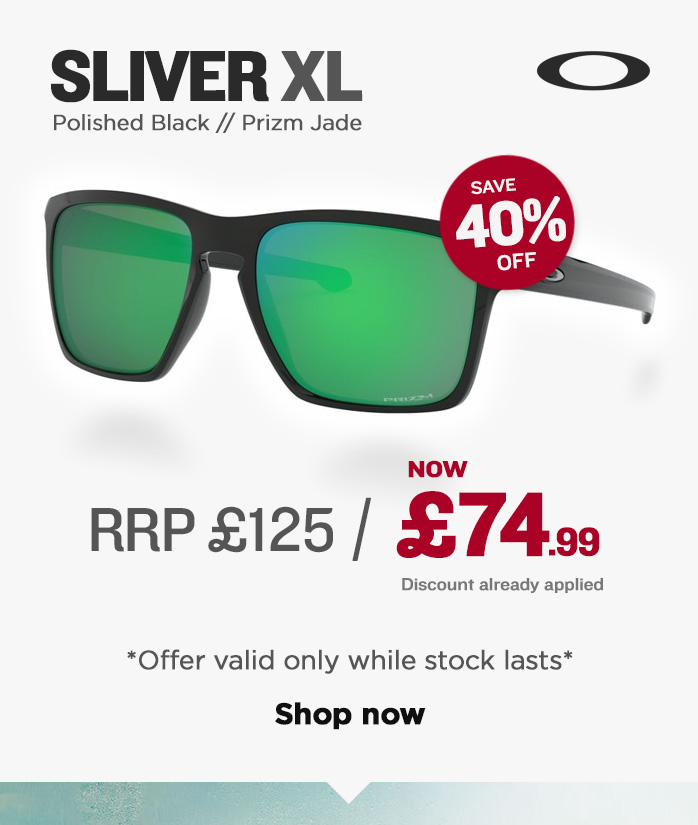 Oakley Sunglasses Sale - Sliver XL