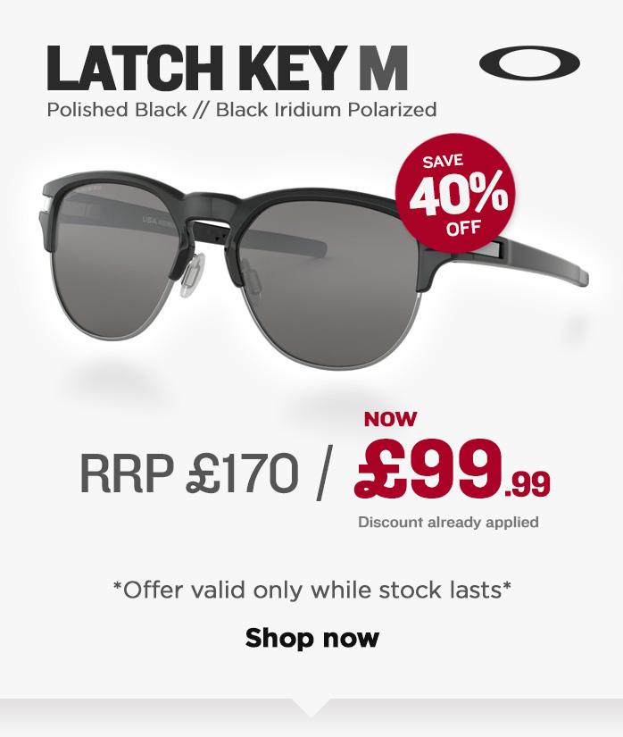 Oakley Sunglasses Sale - Latch-Key